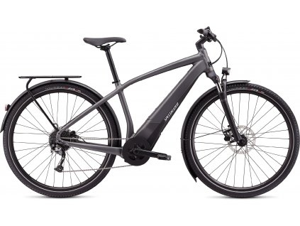 SPECIALIZED Turbo Vado 3.0 Charcoal/Black/Liquid Silver, vel. L