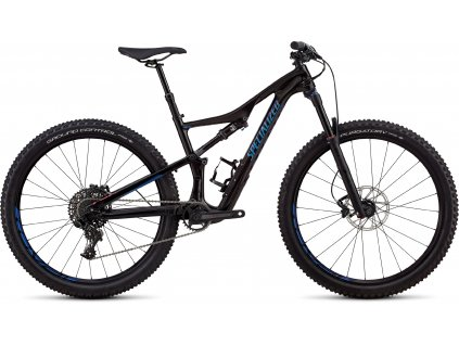 SPECIALIZED Women's Camber Comp Carbon 27.5 Gloss Black Tint Carbon/Chameleon Decals, vel. M