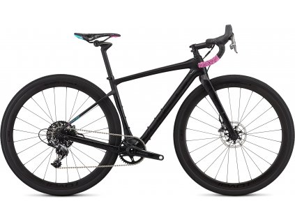 SPECIALIZED Women's Diverge Expert X1 Mixtape Mixtape Satin Gloss Black/Tarmac Black, vel. 48 cm