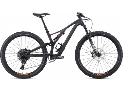 SPECIALIZED Women's Stumpjumper ST Comp Carbon 29 - 12-speed Satin Carbon/Acid Lava, vel. L