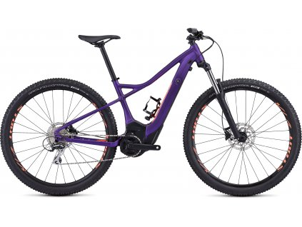 SPECIALIZED Women's Turbo Levo Hardtail 29 Plum Purple/Avcid Lava, vel. L