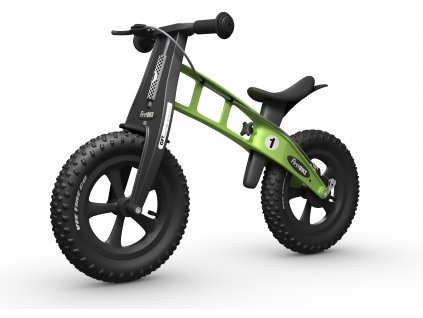 FIRSTBIKE Fat Edition Green