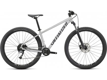 SPECIALIZED Rockhopper Comp 27.5 2x, Gloss Metallic White Silver/Satin Black, vel. S