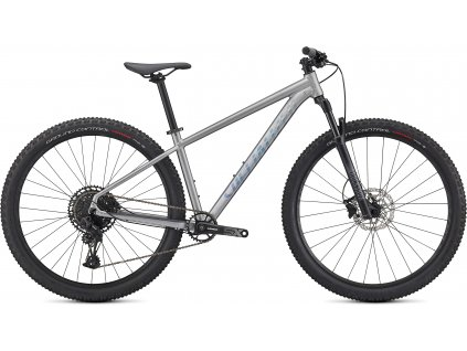 SPECIALIZED Rockhopper Expert 29, Satin Silver Dust/Black Holographic, vel. XXL