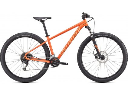 SPECIALIZED Rockhopper Sport 27.5, Gloss Blaze/Ice Papaya, vel. XS