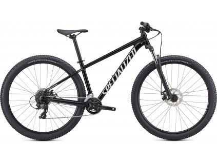 SPECIALIZED Rockhopper 27.5, Gloss Tarmac Black/White, vel. XS