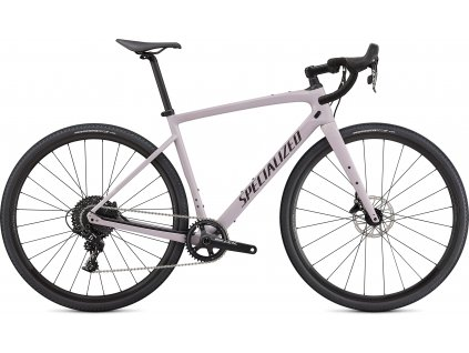 SPECIALIZED Diverge Base Carbon, Gloss Clay/Cast Umber/Chrome/Clean, vel. 44 cm