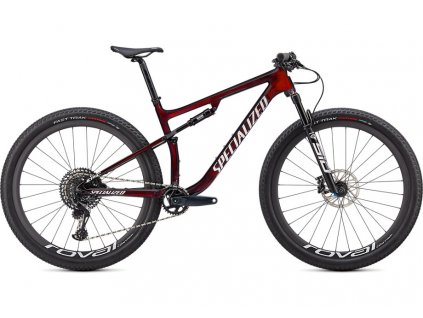SPECIALIZED Epic Expert, Gloss Red Tint/White Gold Ghost Pearl, vel. XL