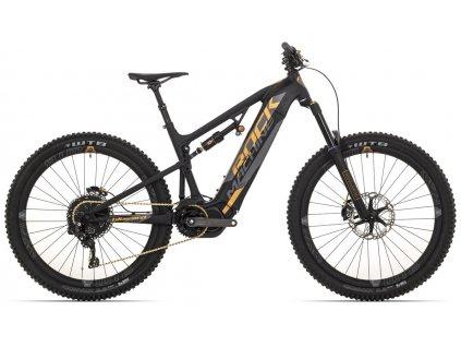 ROCK MACHINE Blizzard INT eLTD-27+ black/Öhlins gold/dark grey, vel. L