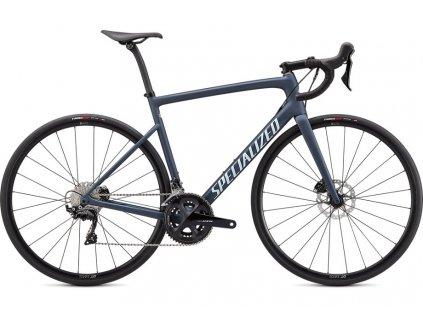 SPECIALIZED Tarmac SL6 Sport Cast Blue Metallic/Ice Blue/Flo Red, vel. 56 cm