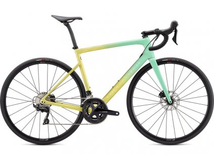 SPECIALIZED Tarmac SL6 Sport Oasis/Ice Yellow/Blush, vel. 49 cm