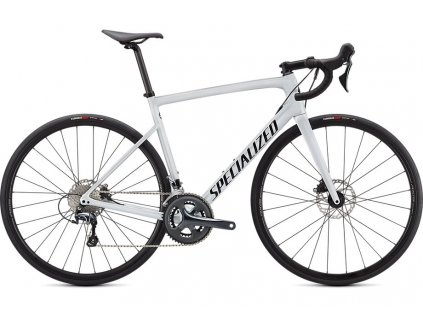 SPECIALIZED Tarmac SL6 Metallic White Silver/Tarmac Black, vel. 49 cm
