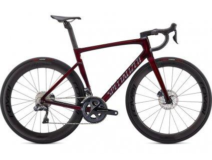 SPECIALIZED Tarmac SL7 Pro - Ultegra Di2 Red Tint/Carbon, vel. 49 cm