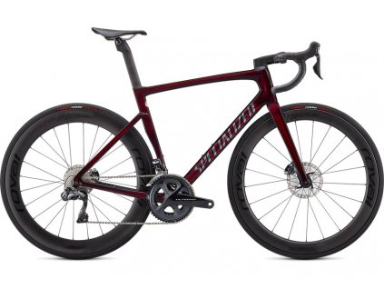 SPECIALIZED Tarmac SL7 Pro - Ultegra Di2 Red Tint/Carbon, vel. 54 cm