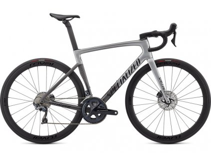 SPECIALIZED Tarmac SL7 Expert Light Silver/Smoke Fade/Black, vel. 54 cm