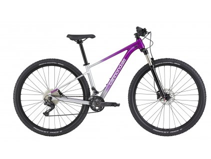 """CANNONDALE TRAIL 29"""" SL 4 WOMENS (C26251F10/PUR), vel. XS"""