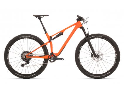 "SUPERIOR XF 979 TR Matte Orange/Red/Black, vel. 17.5""(M)  PŘEDOBJEDNÁVKA"