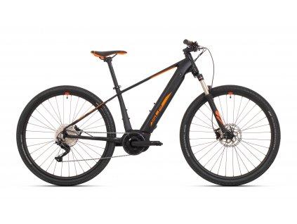 "SUPERIOR eXC 7039 B Matte Black/Orange, vel. 21.0""(XL)"
