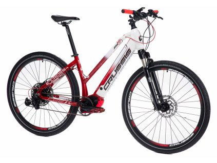 """CRUSSIS E-CROSS LADY 9.6-S 28"""", 17,5Ah/630Wh, vel. 17"""""""