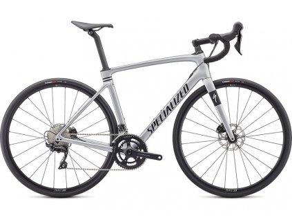 SPECIALIZED Roubaix Sport Satin Flake Silver/Black, vel. 58 cm