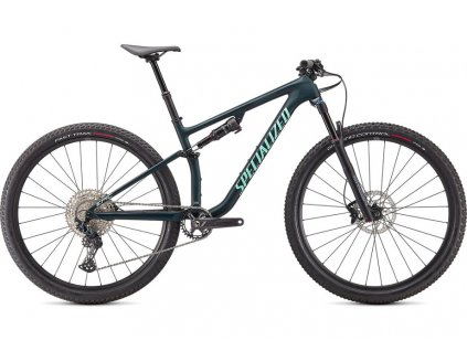 SPECIALIZED Epic EVO Satin Forest Green/Oasis, vel. XS
