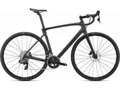 SPECIALIZED Roubaix Comp - SRAM Rival eTap AXS Satin Carbon Oil Gold Fade, vel. 44