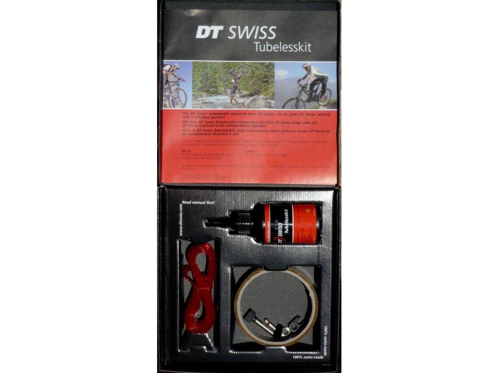 1391 1 dt swiss tubelles kit