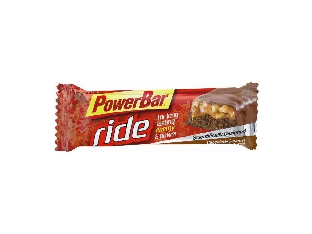 POWER BAR RIDE TYČINKA, 55G (Barva arašídy/karamel)