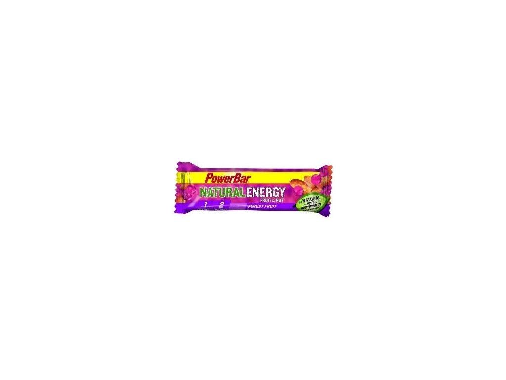 POWER BAR NATURAL TYČINKA 40 G (Barva kakao)