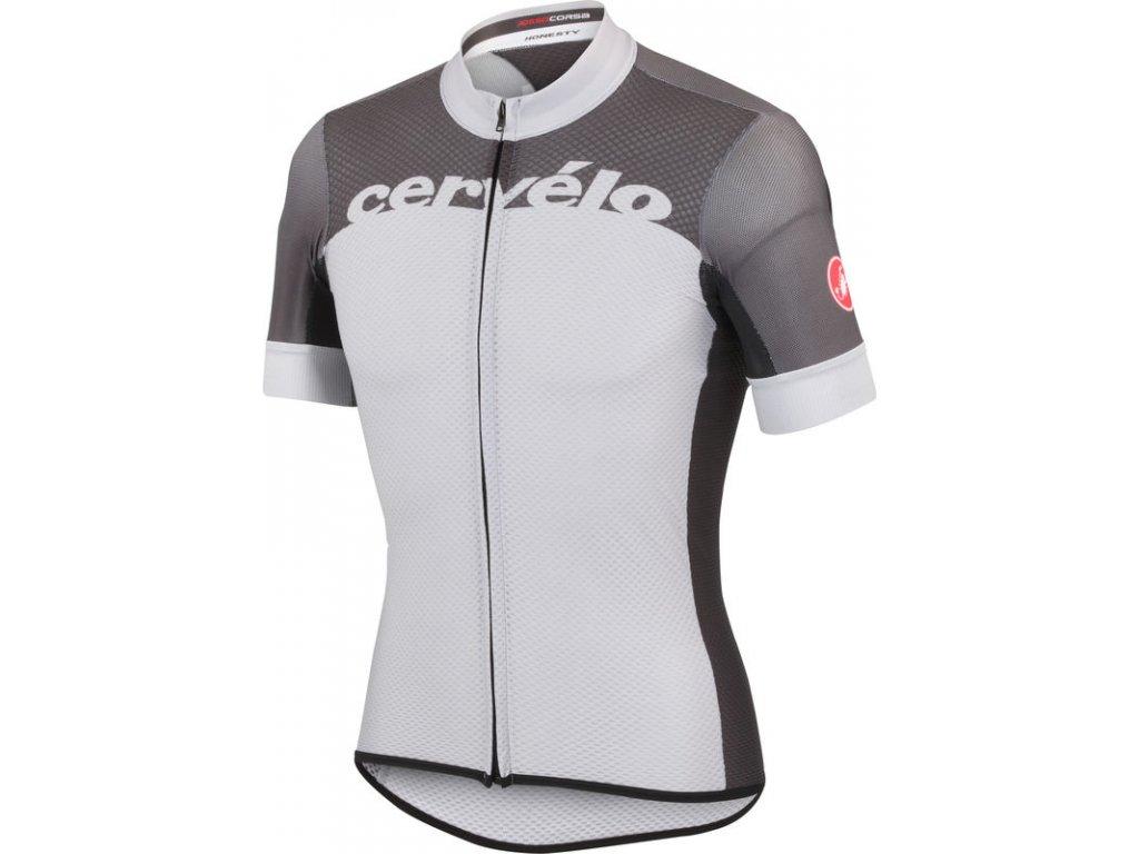 CASTELLI CERVÉLO CLIMBER´S JERSEY 2014 (Velikost XL)