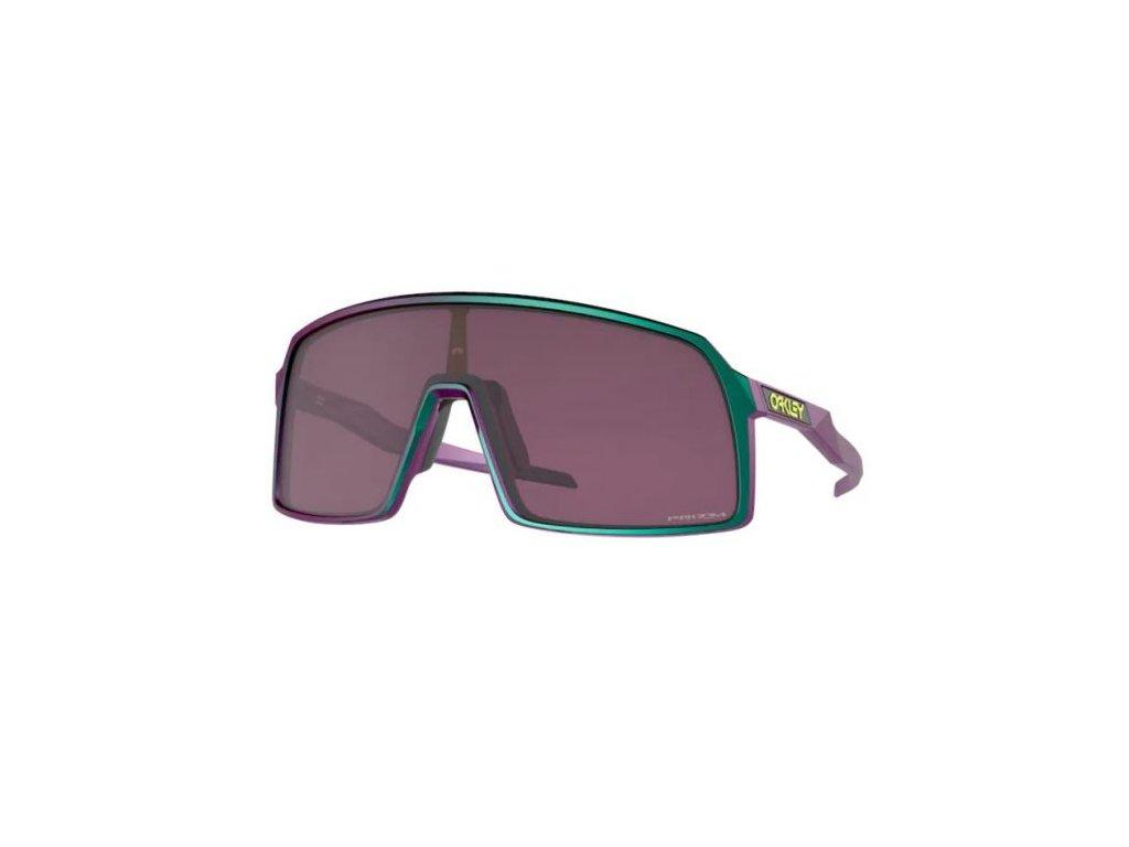 oakley sutro green purple shift prizm road black