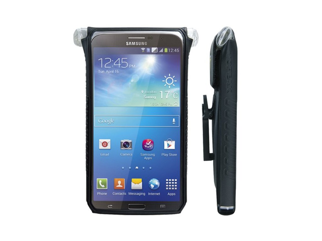 TOPEAK SMARTPHONE DRYBAG 6 (Barva černá)