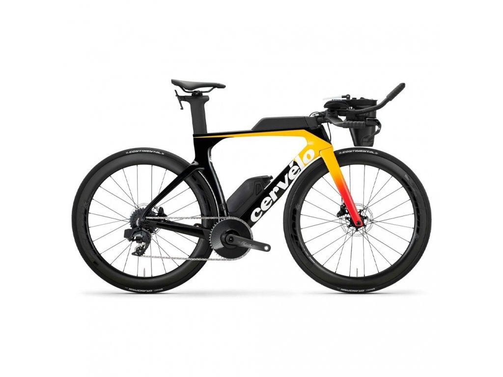 Cervelo P Series Force eTap AXS 1 Disc TT Triathlon Bike 2020