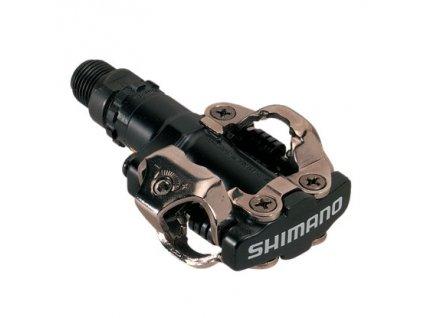 SHIMANO PD-M520 MTB (Barva černá)