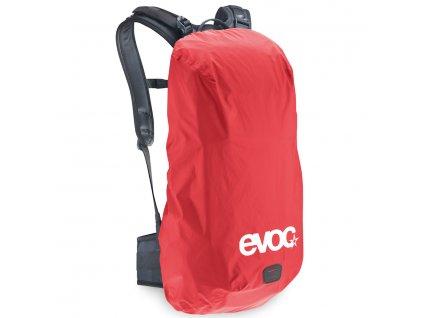EVOC RAINCOVER SLEEVE (Barva červená-L)