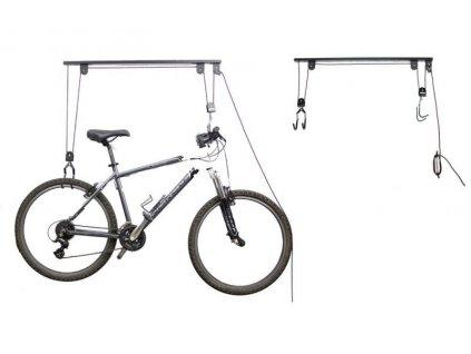 2192 pedalsport drzak na kolo kladkovy