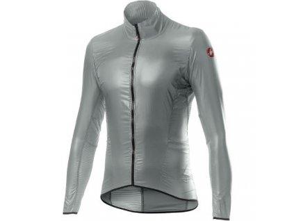 Castelli Aria Shell Jacket Jackets Silver Gray SS20 CS200588704