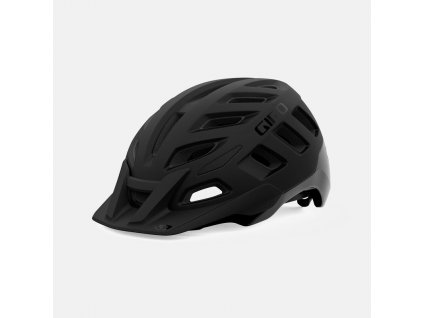 giro radix mips dirt helmet matte black hero