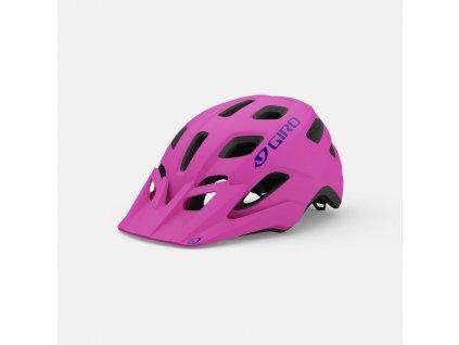 giro tremor mips youth helmet matte bright pink hero