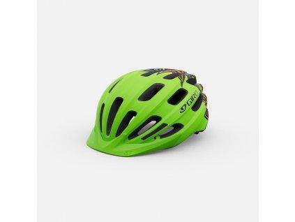 giro hale mips youth helmet matte lime hero
