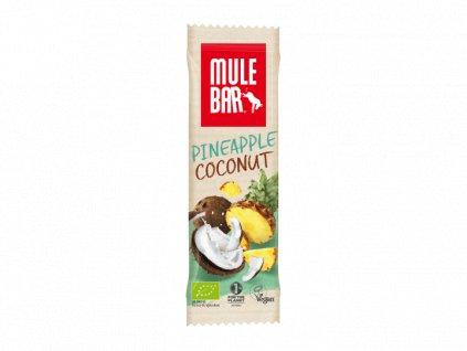 organic vegan energy bar 40g pineapple coconut