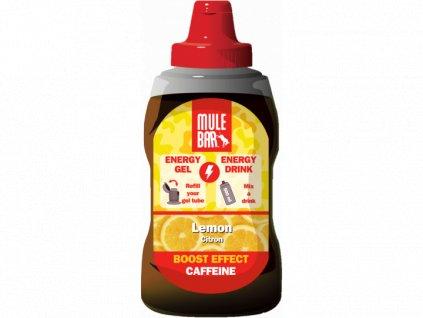 refill bottle gel energy drink lemon 444g