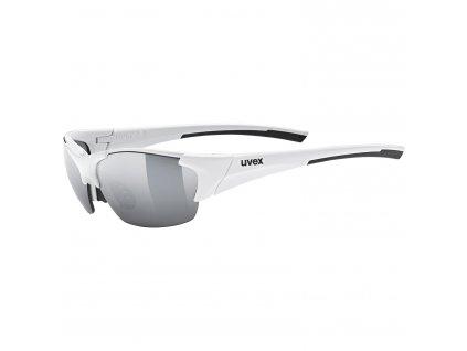 UVEX BLAZE III (Barva bílá/černá)