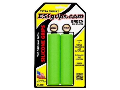 ESIgrips EXTRA CHUNKY GRIPY (Barva modrá)
