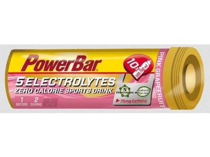 POWER BAR ELECTROLYTES SPORT DRINK (Barva mango)