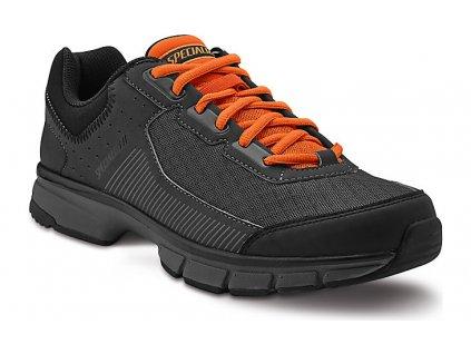 SPECIALIZED CADET 2015 (Barva černá/oranžová, Velikost 40)