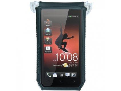 TOPEAK SMARTPHONE DRYBAG 4 (Barva černá)