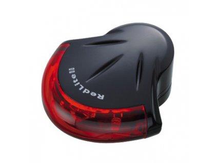 TOPEAK RED LITE II (Barva černá)