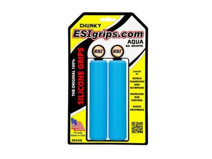 ESIgrips CHUNKY GRIPY (Barva černá)