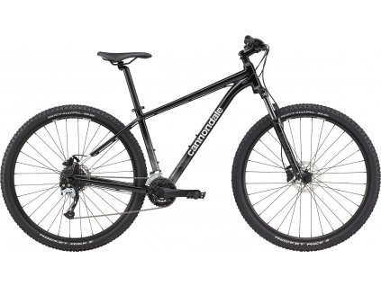 CANNONDALE TRAIL 29%22 7 2021 černa